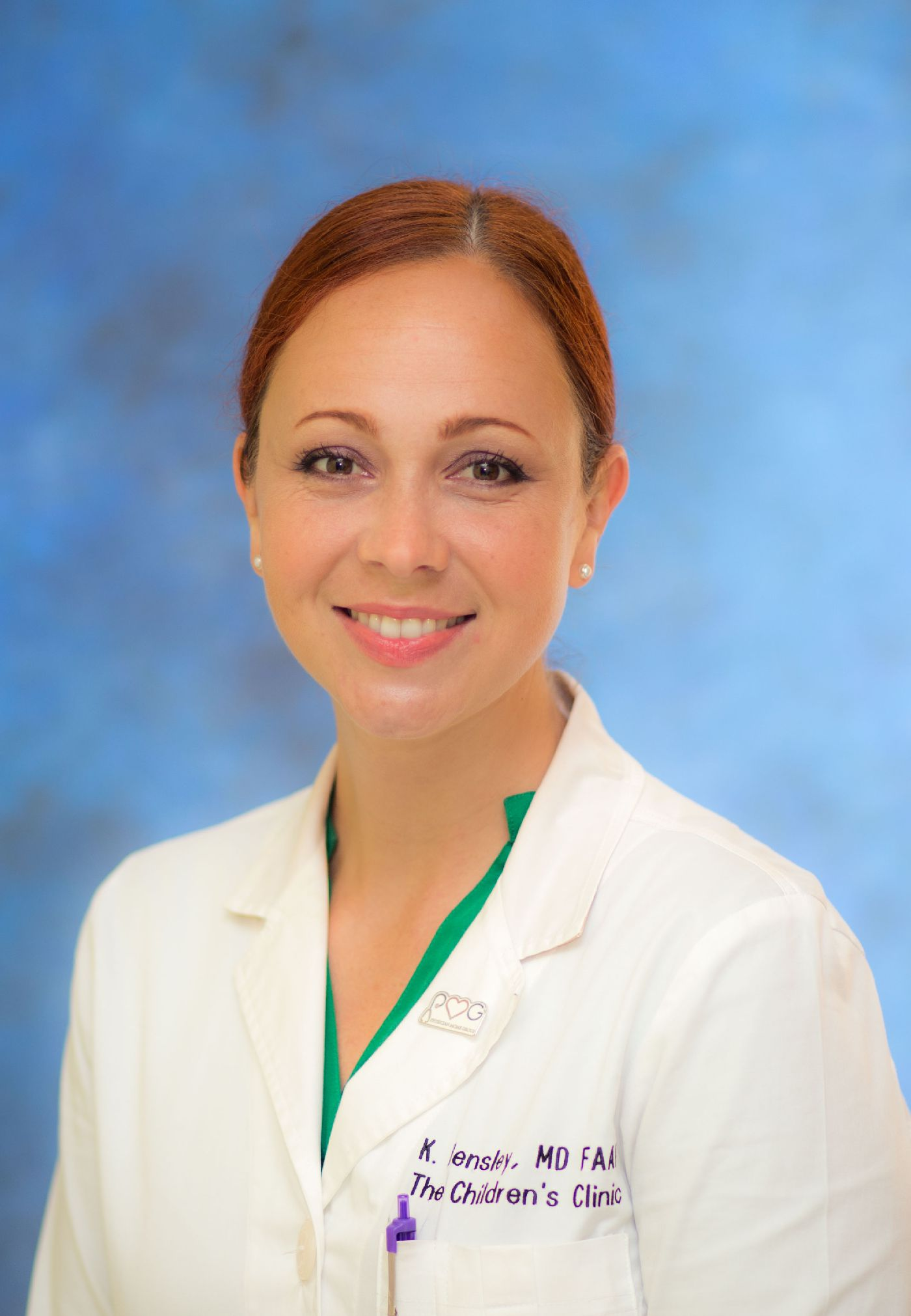 Katherine H. Hensley, M.D., F.A.A.P.